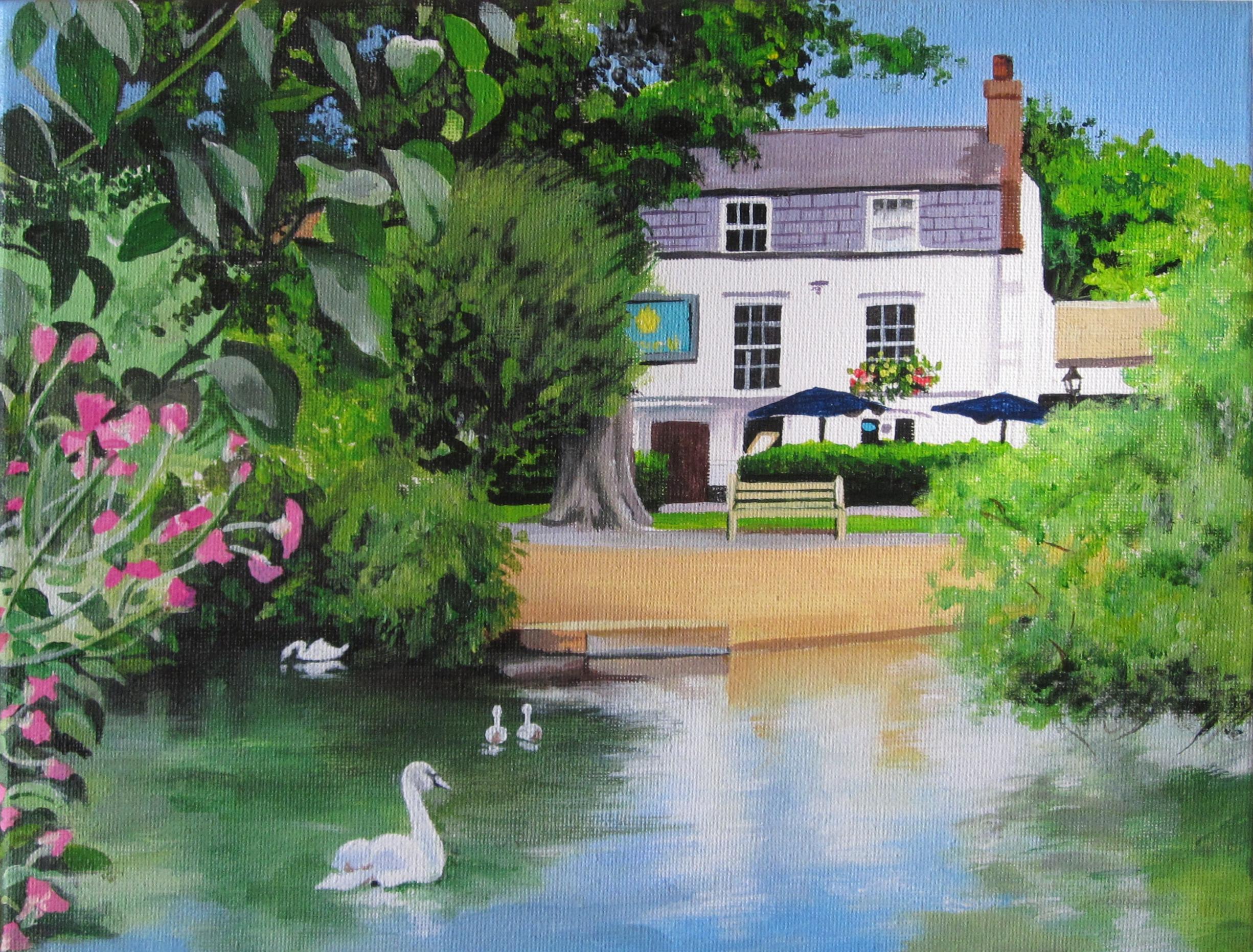 Barnes Pond