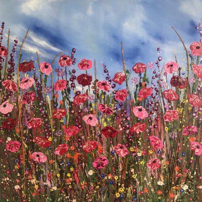 Pink Poppy Daydreams