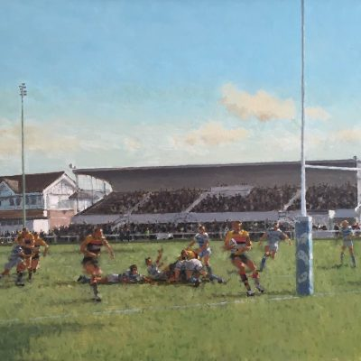 Richmond Rugby by Rod Pearce