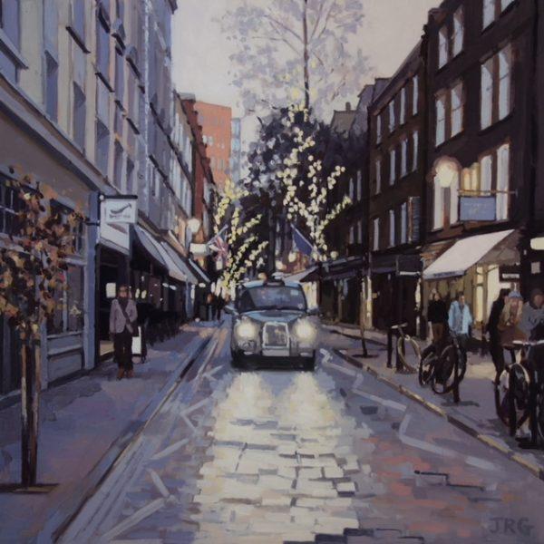 Winter Light, Monmouth Street