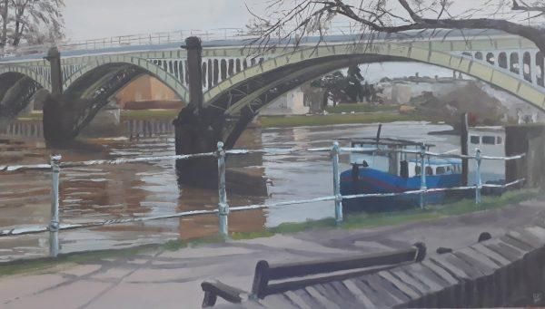 Richmond Railway Bridge 2