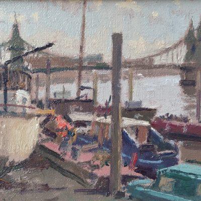 Hammersmith Boats