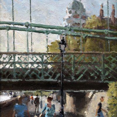 Hammersmith by Rod Pearce Riverside Gallery Barnes
