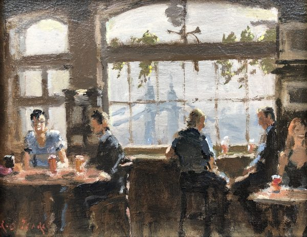 Blue Anchor, Hammersmith by Rod Pearce Riverside Gallery Barnes
