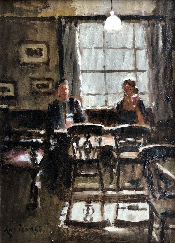 The Sun Inn Barnes by Rod Pearce Riverside Gallery & Framing
