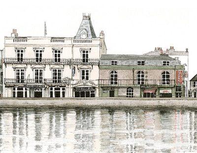 Barnes Riverside by Helen Pettigrew