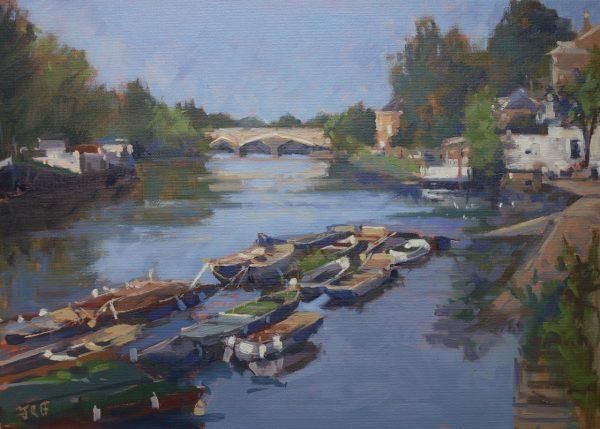 Richmond Riverside by Jennifer Greenland