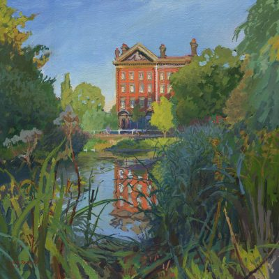Barnes Pond by Gary Jeffrey