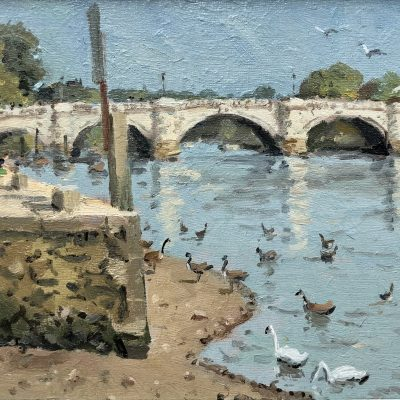 Richmond Bridge by Rod Pearce