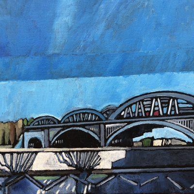 Barnes Bridge by Toby Messer