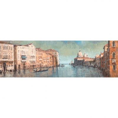Grand Canal, Vencie by Rod Pearce, Riverside Gallery & Framing, Barnes, London