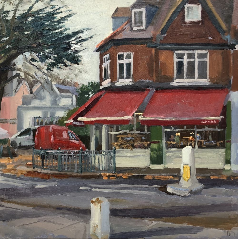 Gail's Bakery, Barnes by Lesley Dabson