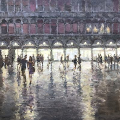St. Mark's Square by Rod Pearce