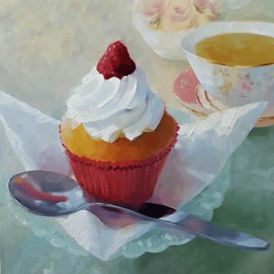 Teatime by Sarah Spence