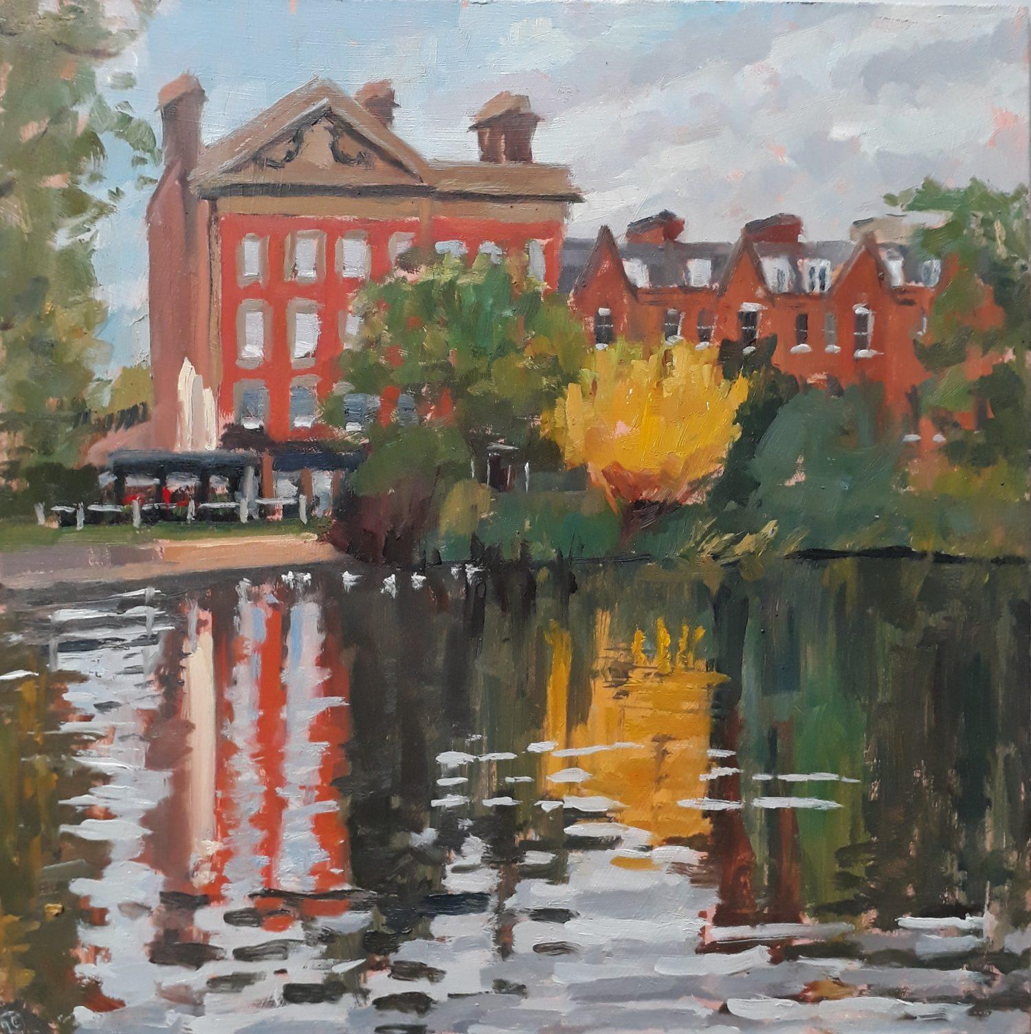 Autumn, Barnes Pond