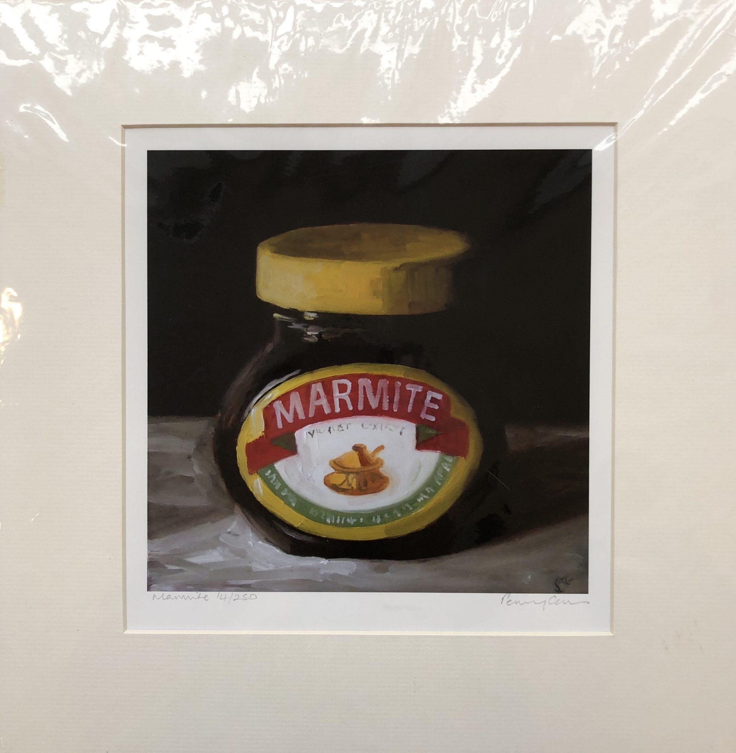 Marmite by Penny German