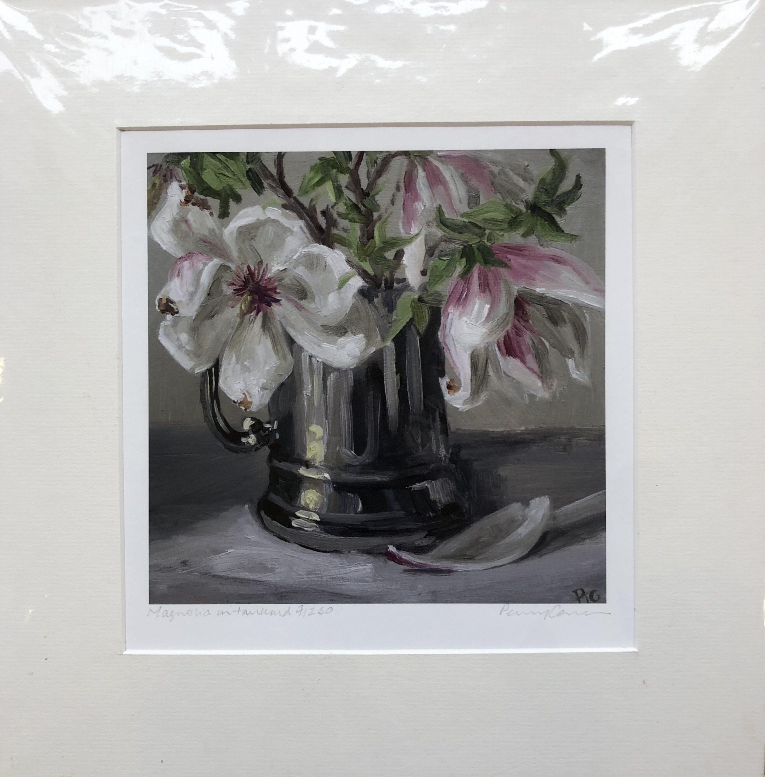 Magnolia in Tankard by Penny German
