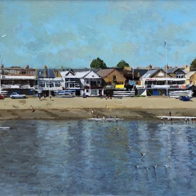 Putney Embankment by Rod Pearce